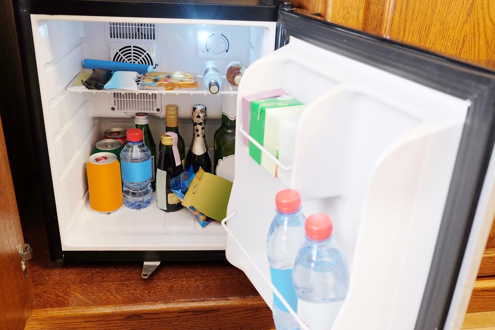 Que peut-on ranger dans un mini-frigo?
